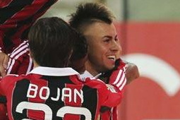 El Shaarawy Nets Four in Friendly
