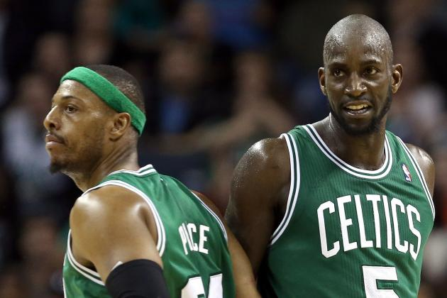 Piece, KG out vs. Heat