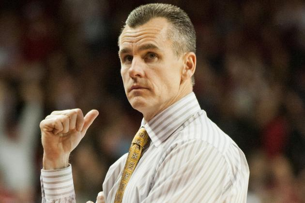 Billy Donovan Wants Gators to Get Nasty Next Season