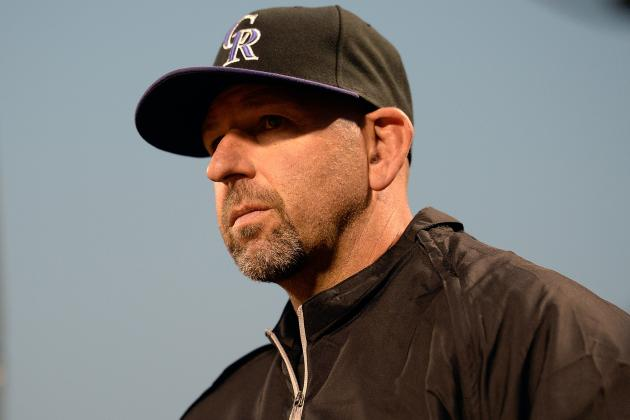 Walt Weiss Remains Confident Todd Helton Will Hit His Stride at 39