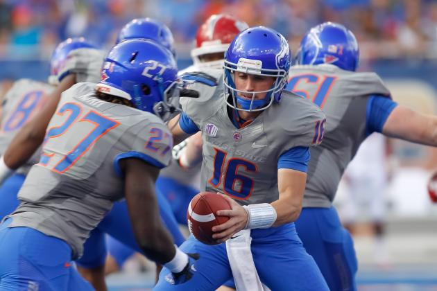 Boise State Spring Game 2013: Date, Start Time and More