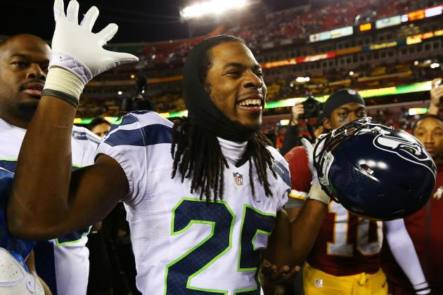 Richard Sherman's Adderall Talk Taken out of Context