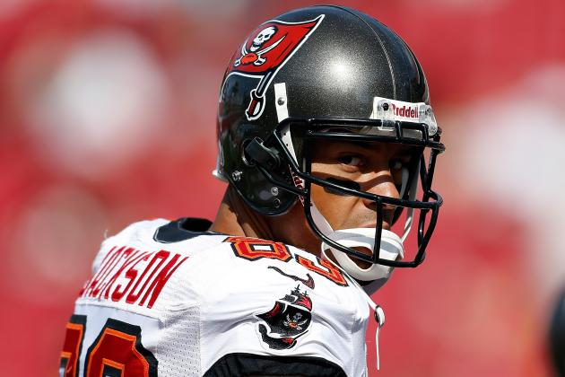 Vincent Jackson Praises Tampa Bay Buccaneers, Reflects on First Year with Team