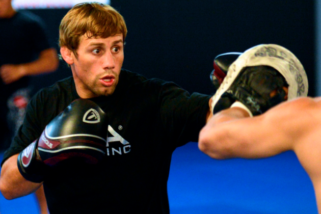 The Urijah Faber Myth: Why the UFC Bantamweight Never Quite Lived Up to the Hype