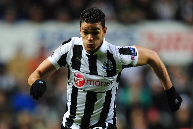 Ben Arfa on Bench for Europa League Clash