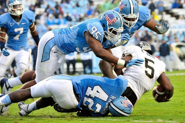 DE Kareem Martin Breaks Down UNC Defense