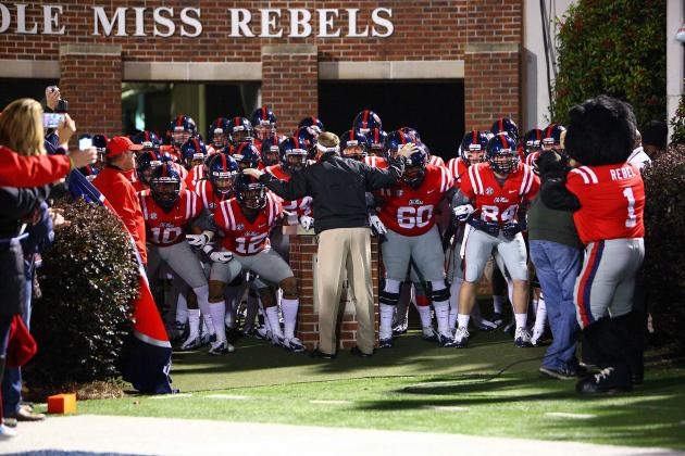 Ole Miss Spring Game 2013: Date, Start Time, TV Info and More