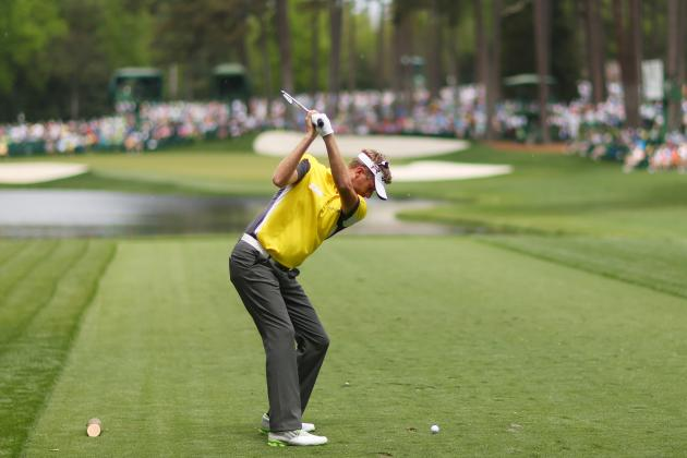 2013 Masters: Breaking Down Best Opening Rounds from Thursday's Early Groups