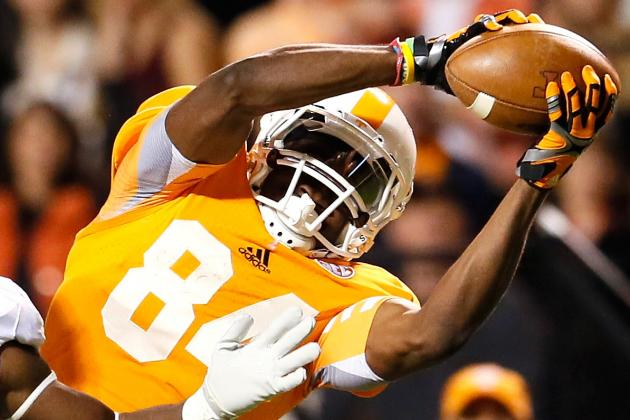 Cordarrelle Patterson, Tyler Bray Make Pre-Draft Visits to Bills