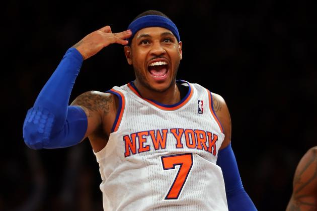 Can Carmelo Anthony's Hero-Ball Offense Cover Up NY Knicks Obvious Flaws?