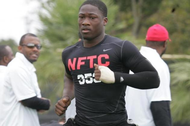 Top National Recruit, Johnnie Dixon, Attends Rutgers Unoffical Visit Weekend