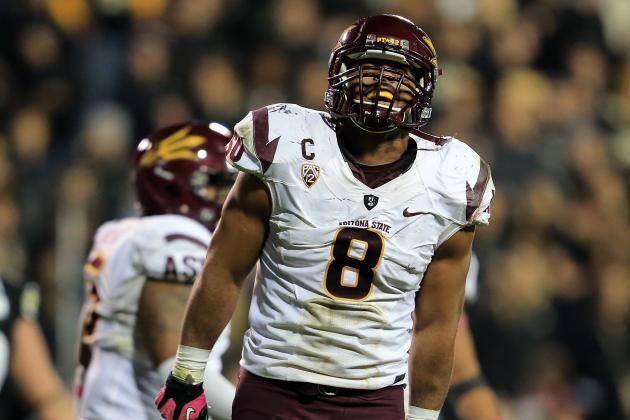 Brandon Magee Scouting Report: NFL Outlook for Arizona State OLB
