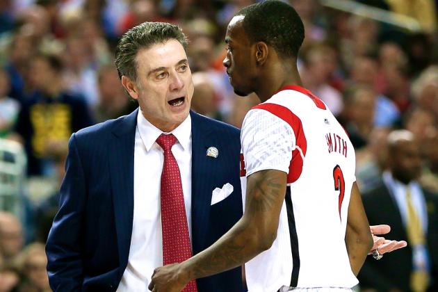 Louisville Star Russ Smith to Enter 2013 NBA Draft