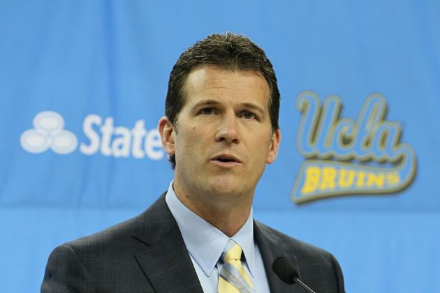 Statement from Steve Alford, Dan Guerrero