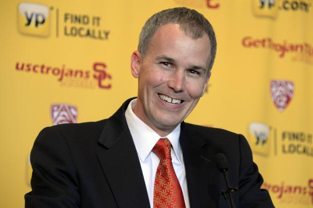 VIDEO: New USC Coach Andy Enfield on 'The Tonight Show'