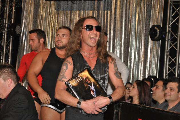 Truth Martini and Why WWE Should Sign Ring of Honor's Great Manager