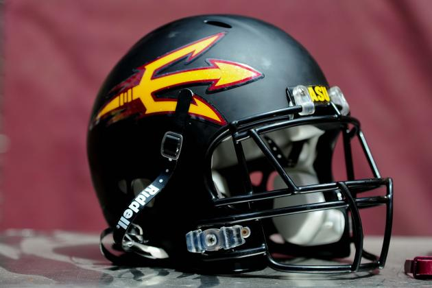 ASU Asst. Lorig's Career Path Veered Away from Law Enforcement to Coaching