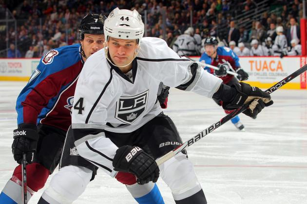 Los Angeles Kings vs. Colorado Avalanche Preview