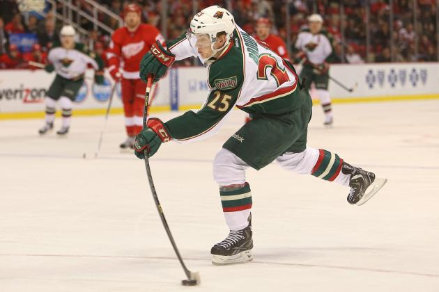 Brodin Earning Place Among Elite Young Defenders
