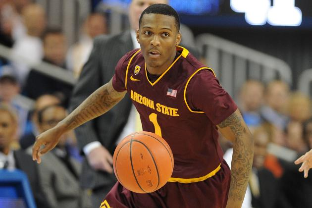 Standout PG Carson Returning to Arizona St.