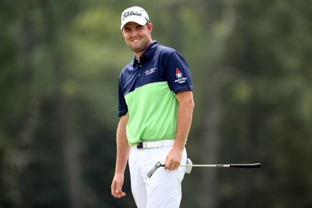 Masters 2013 Leaderboard: Updates on Early Leaders from Day 1