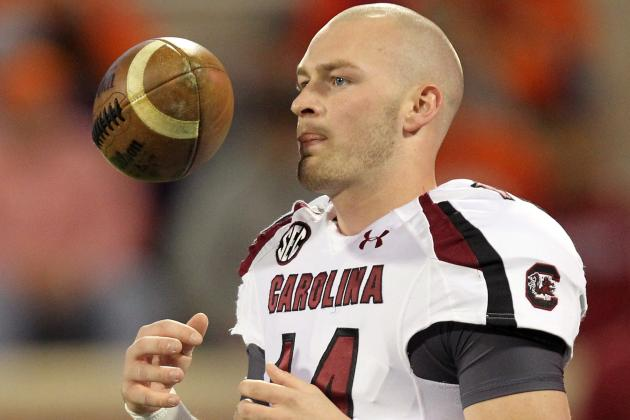 SEC Football Q&A: Who Will Be This Season's Breakout Star at QB?