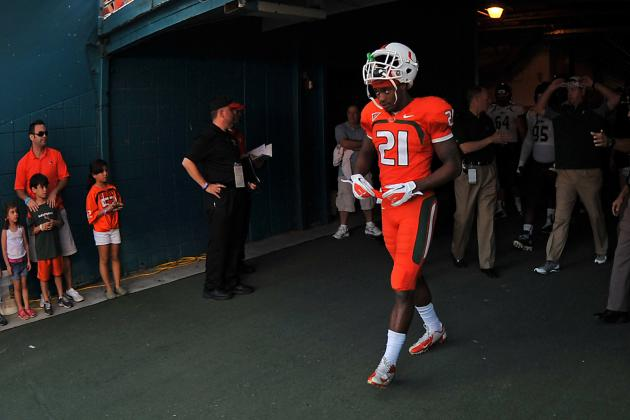 2013 NFL Draft: Interview with Former Miami CB Brandon McGee