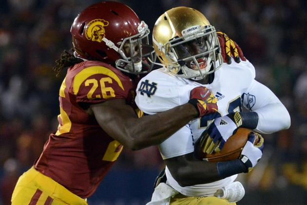 Cierre Wood Scouting Report: NFL Outlook for Notre Dame RB