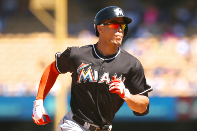 Giancarlo Stanton Trade Rumors: Are Mets' Zack Wheeler, Travis D'Arnaud Enough?