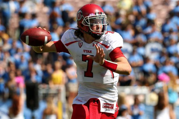 Travis Wilson's Fast Release Keeps Him Above the Game