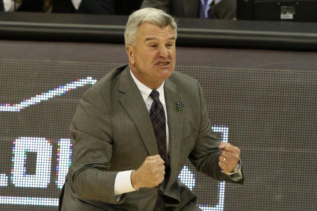 Kansas State Rewards Bruce Weber