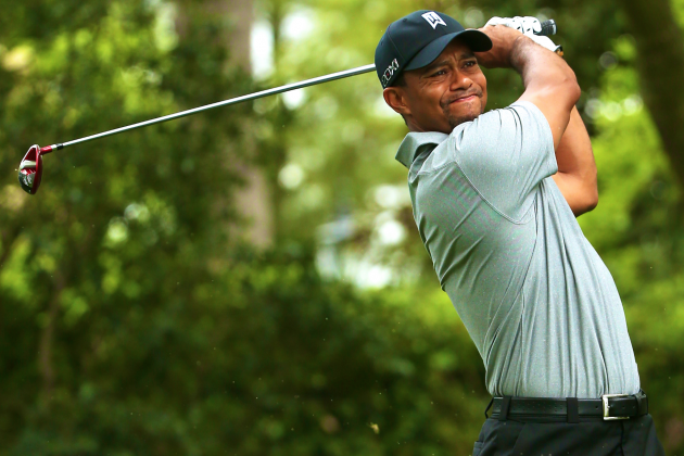 Tiger Woods at Masters 2013: Day 1 Analysis, Recap and More