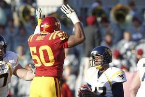 Iowa State Football: Defensive Player Suspended