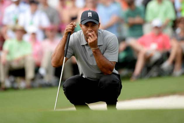 2013 Masters: Why Tiger Woods Is Under More Pressure Than Ever at Augusta