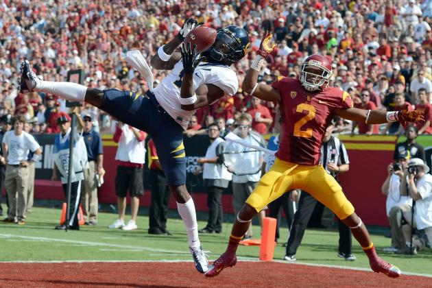 Steve Williams Scouting Report: NFL Outlook for California CB