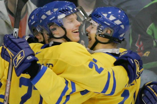 Report: Boston Bruins' Attempt to Sign Carl Soderberg Blocked by Swedish IHA