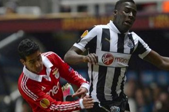 Newcastle Frustrated by Benfica