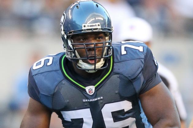 Russell Okung Practicing MMA This Offseason