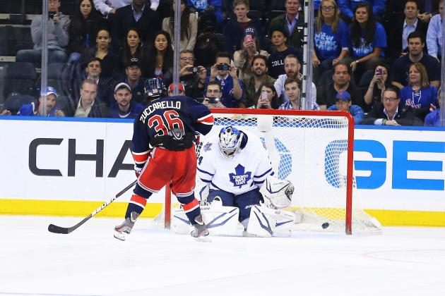 James Reimer the Reason for the Toronto Maple Leafs' Shootout Demise?