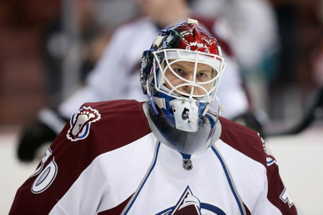 Avs to Give 20-Year-Old Finnish Goalie NHL Debut Tonight Vs.Kings