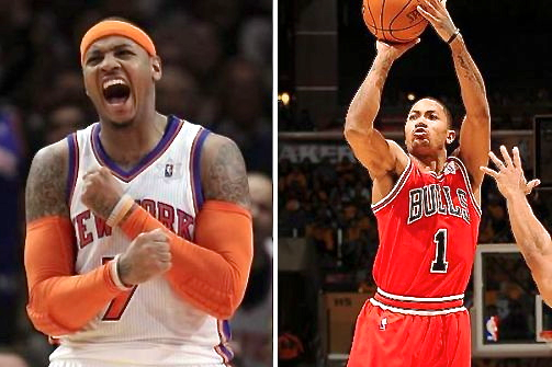 Carmelo Anthony on Derrick Rose's Return: Nobody Should Rush Bulls Star Back