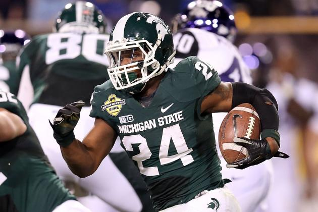 Cowboys One of Two Teams Visited by Former Mich State RB