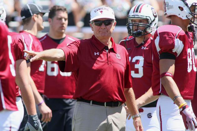 South Carolina Spring Game 2013: Date, Start Time, Live Stream and More