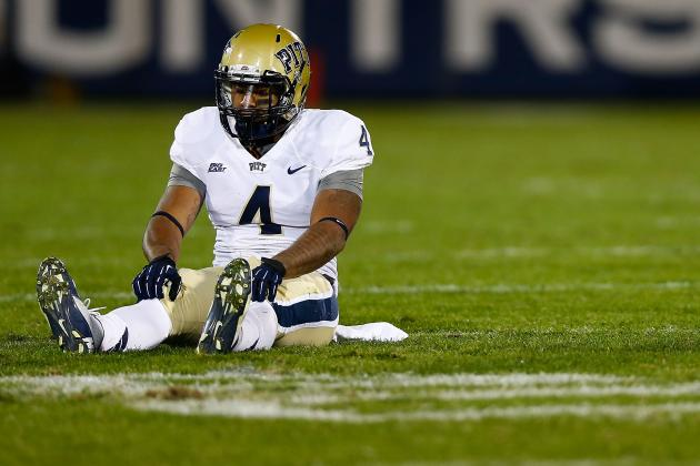 Ex-Pitt RB Shell Scheduled to Visit UCLA