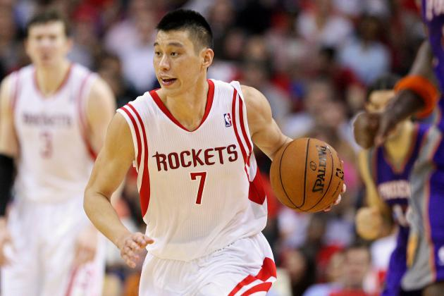 Jeremy Lin and Rockets Must Secure No. 6 Seed in West to Avoid First-Round Exit
