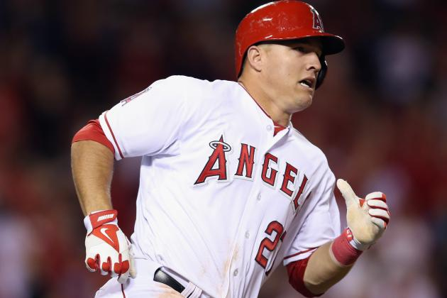 Angels Shake Things Up, Bat Mike Trout Second