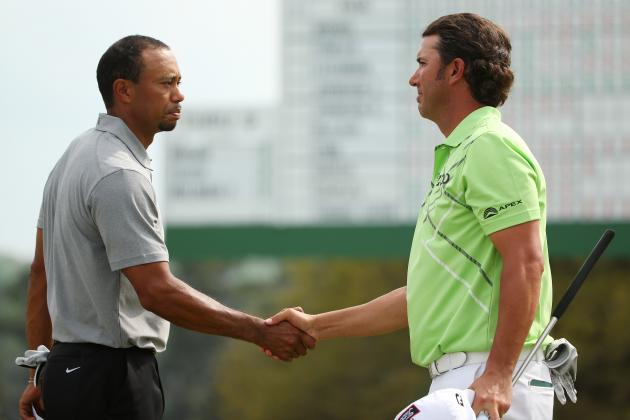 Masters Schedule 2013: Definitive Guide to Second-Round Action