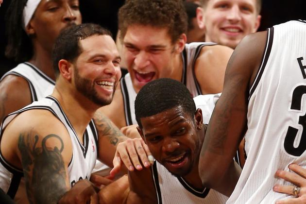 NBA Playoffs: Brooklyn Nets Are the 2nd-Toughest Eastern Conference Matchup