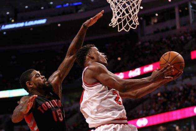 Breaking Down the Numbers Behind Chicago Bulls' Most Effective Lineups