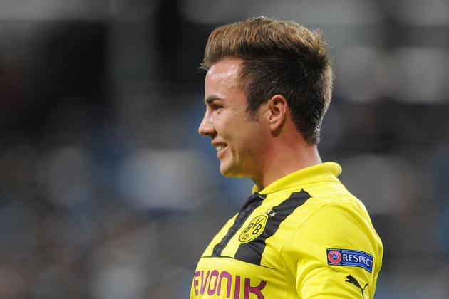 City Join Growing List of Suitors Interested in German Star Gotze